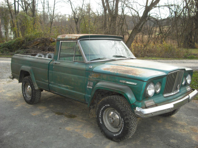 1970 Jeep Gladiator J2000 truck - Classic Jeep Other 1970 ...