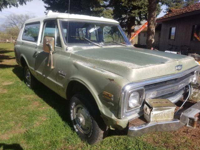 1970 K5 Blazer CST - Classic Chevrolet Blazer 1970 for sale