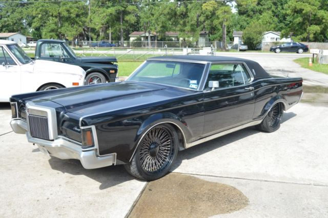 1970 lincoln continental gas monkey classic lincoln continental 1970 for sale. Black Bedroom Furniture Sets. Home Design Ideas