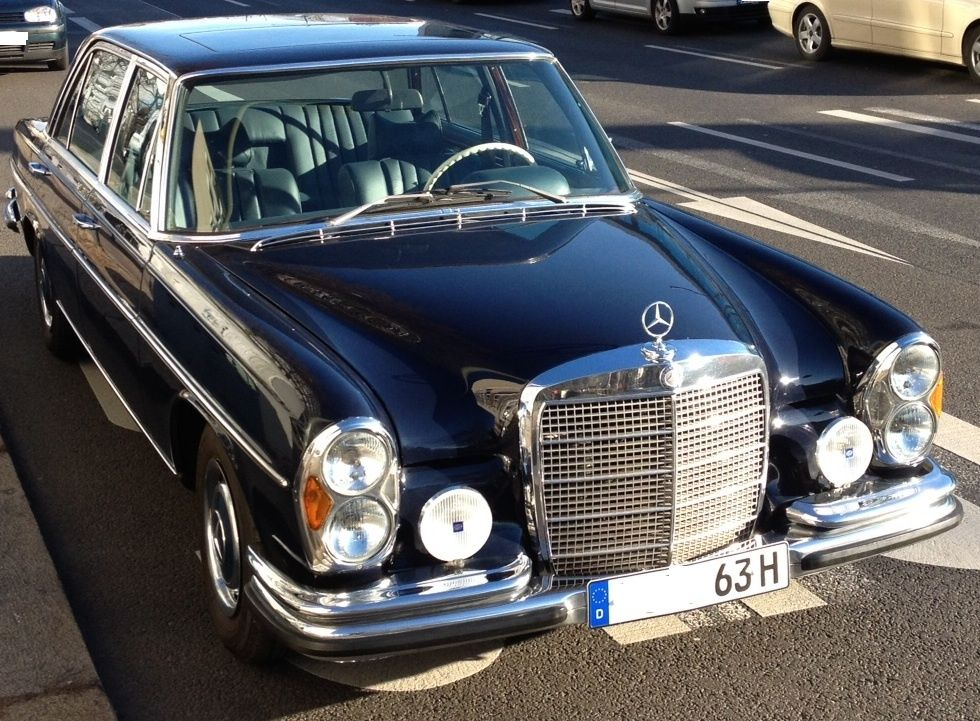 1970 mercedes benz 300 sel 6 3 sedan restored classic perfect classic mercedes benz 300 series. Black Bedroom Furniture Sets. Home Design Ideas