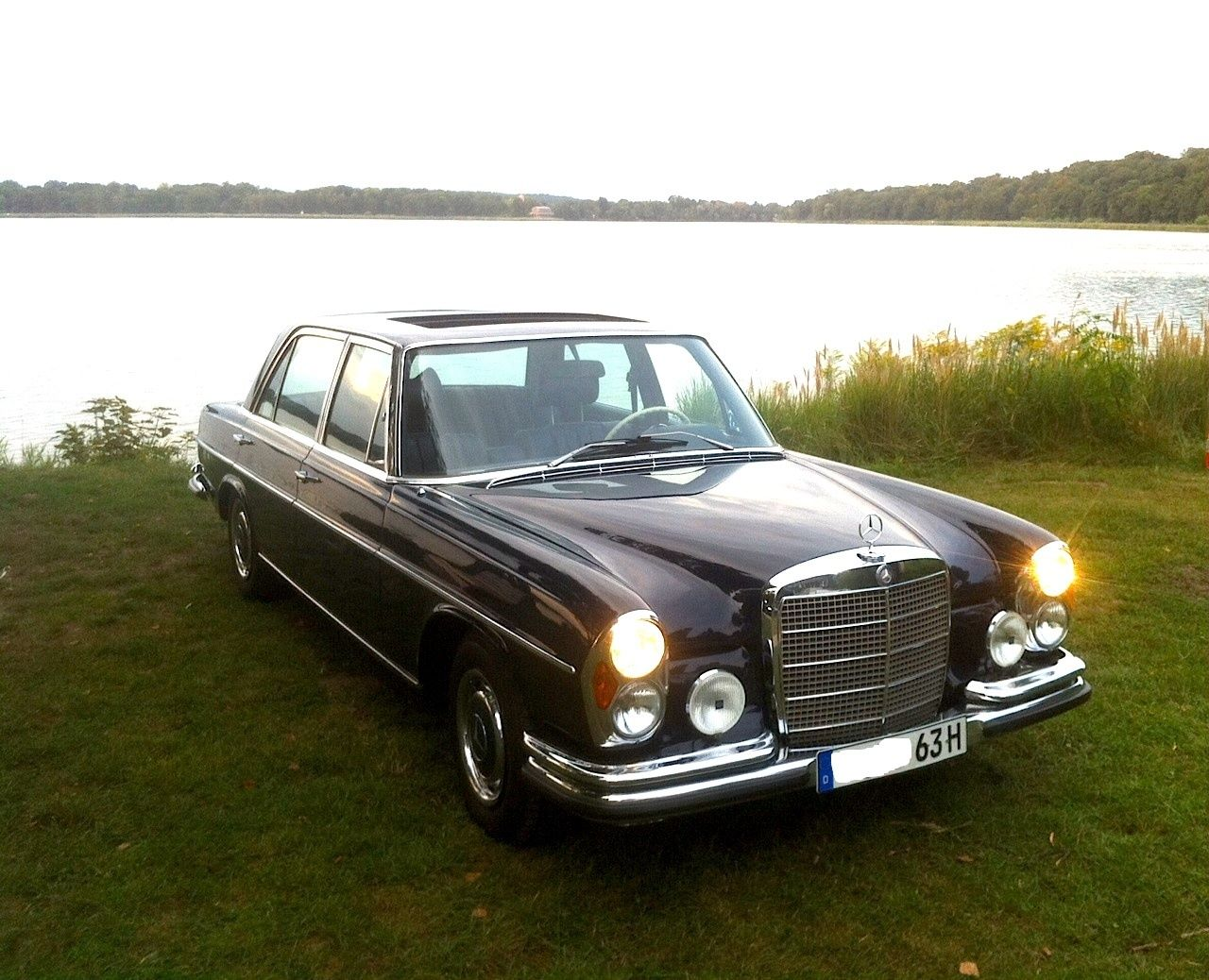 Classic Mercedes Cars For Sale In Germany