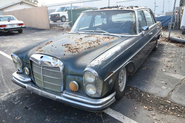 1970 mercedes benz 300sel 6 3 sunroof no reserve excellent for Mercedes benz classic parts