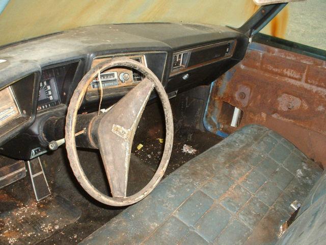 1970 Oldsmobile 98 Combination Hearse / Ambulance - Classic