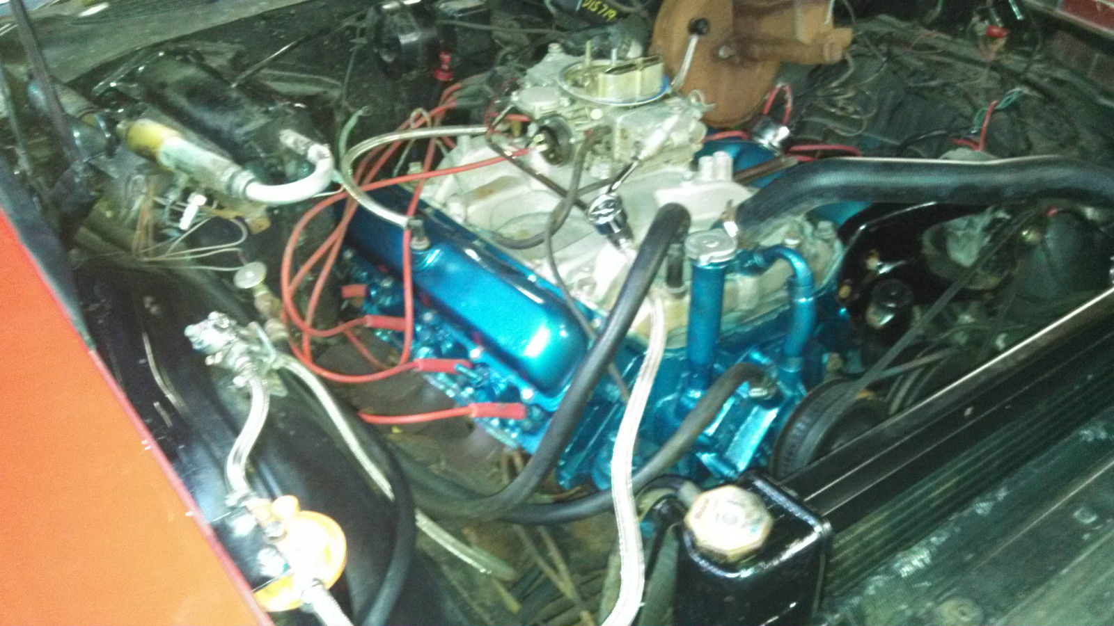 1970 Oldsmobile cutlass 442 clone 70 455 rebuilt new