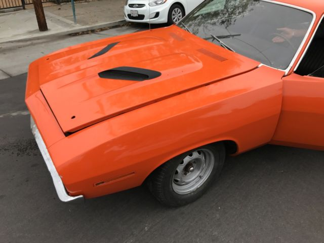 1970 plymouth barracuda 440 4 speed project classic plymouth barracuda 1970 for sale. Black Bedroom Furniture Sets. Home Design Ideas