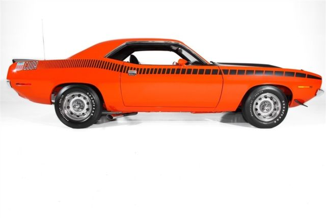 1970 Plymouth Cuda AAR 340 Six Pack, Frame-Off Automatic - Classic