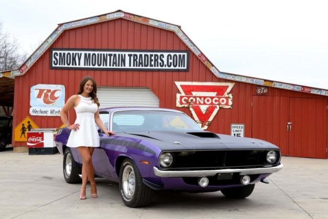 Most Desirable Classic Muscle Cars