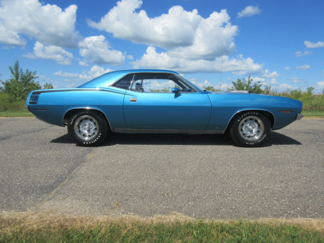1970 Plymouth Hemi Cuda Real Deal 426 Quot R Quot Code 28 Xxx