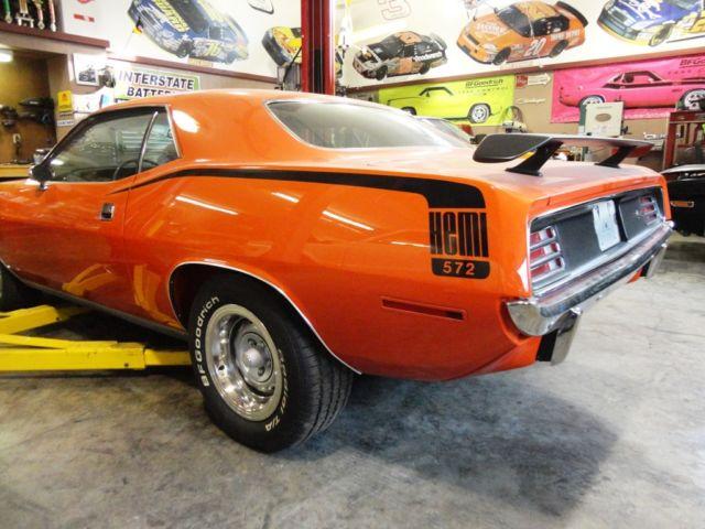 1970 Plymouth Hemi Cuda Tribute Build Brand New 0 Miles