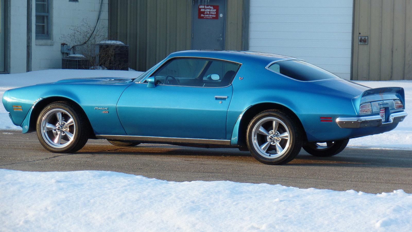 1970 pontiac firebird formula 400 lucerne blue rust free bird over 400hp classic pontiac. Black Bedroom Furniture Sets. Home Design Ideas