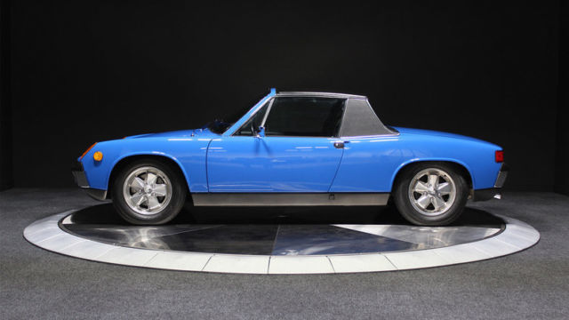 1970 porsche 914 6 matching numbers rare color classic. Black Bedroom Furniture Sets. Home Design Ideas
