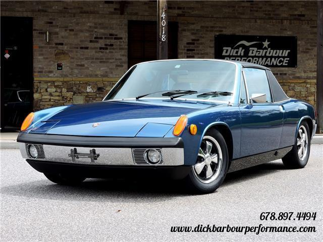 Cars For Sale San Diego >> 1970 Porsche 914-6 Metallic Blue Fully Restored Concourse Condition - Classic Porsche 914-6 1970 ...