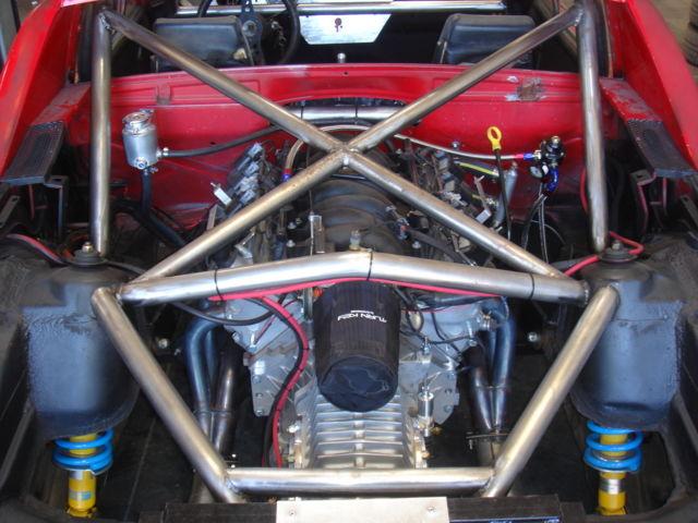 1970 Porsche 914 Chalon Kit Ls2 V8 Mendeola 5speed