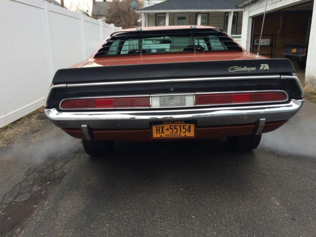 Chryslers At Carlisle >> 1970 T/A Challenger survivor 340 six pac - Classic Dodge ...