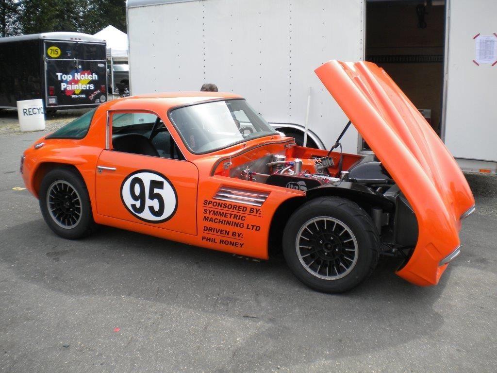 1967 MG MGB Roadster Vintage Race