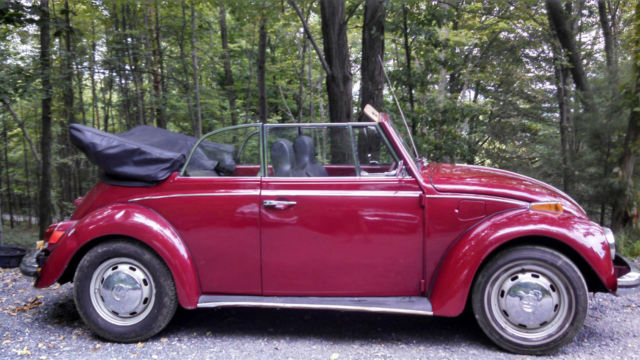 Volkswagen Beetle Conv...