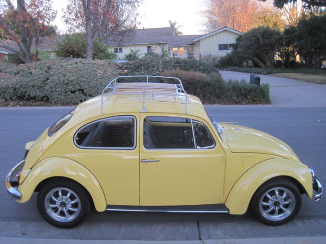 1970 VW Bug With sunroof - Classic Volkswagen Beetle - Classic 1970 for sale
