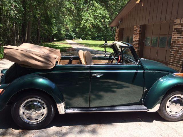 vw convertible beetle classic volkswagen beetle classic   sale