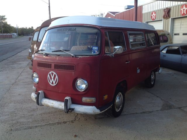 1970 vw volkswagen westfalia camper rv bus vanagon van volkswagon hippie retro classic. Black Bedroom Furniture Sets. Home Design Ideas