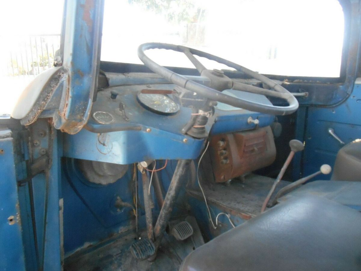 1970 WILLYS FC 170 TRUCK - Classic Willys 1960 for sale