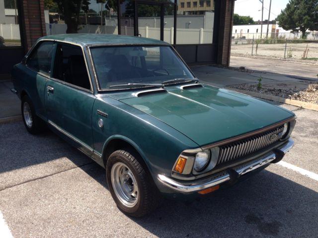 1971 1973 1974 1972 Toyota Corolla 2dr Te21 Te27 Te28 2tg