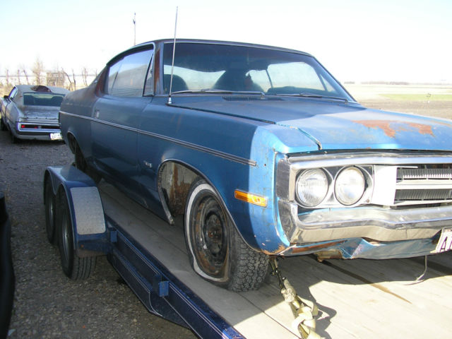 1971 american motors matador base hardtop 2 door not amx for American classic motors for sale