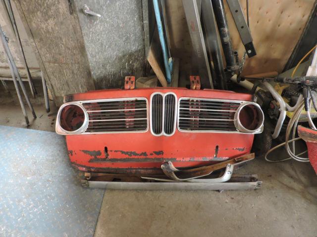 Bmw 2002 Tii For Sale >> 1971 BMW 2002 tii 2002 ROUNDIE alpina m20 porsche wheels