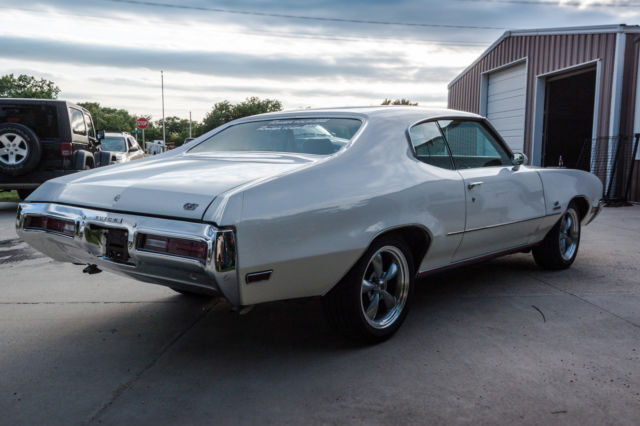 Buick Gs Stage Resto Mod Tribute Car Kenne Bell Chevelle Impala