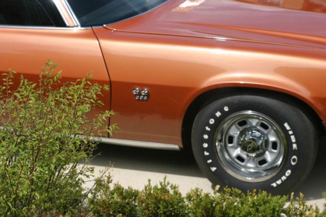 1971 Camaro Rs Ss 396 Big Block Classic Chevrolet