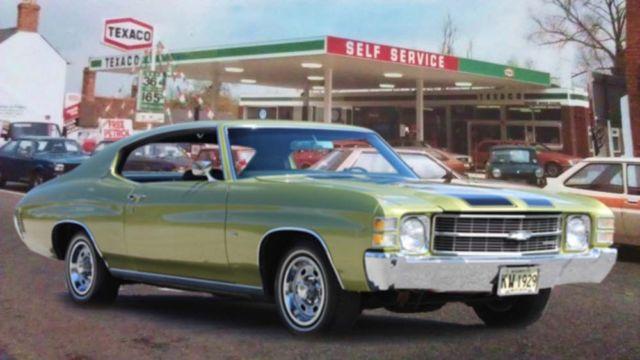 1971 chevelle malibu 27 000 documented miles 66 68 72 a true survivor show car classic. Black Bedroom Furniture Sets. Home Design Ideas