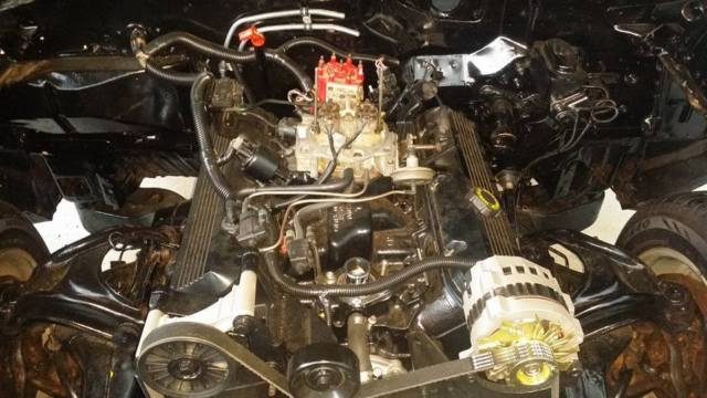 1971 Chevelle Wagon 454 Fuel Injection Tbi