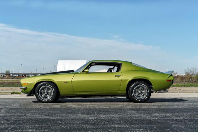 1971 Chevrolet Camaro Z28 396 Big Block 4 Speed