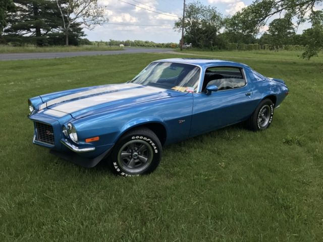 1971 chevrolet camaro z28 rs spit bumper 360hp v8. Black Bedroom Furniture Sets. Home Design Ideas