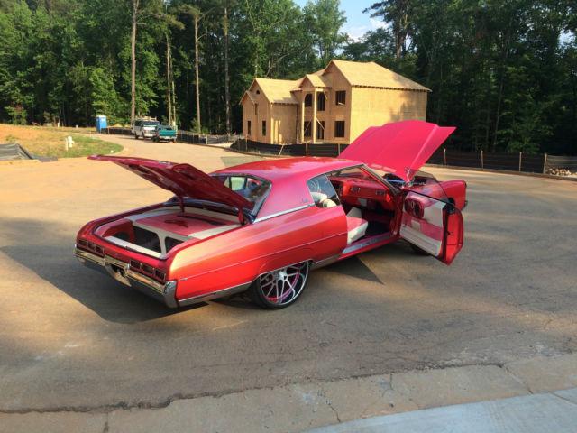 1971 Chevy Impala Custom Donk Classic Chevrolet