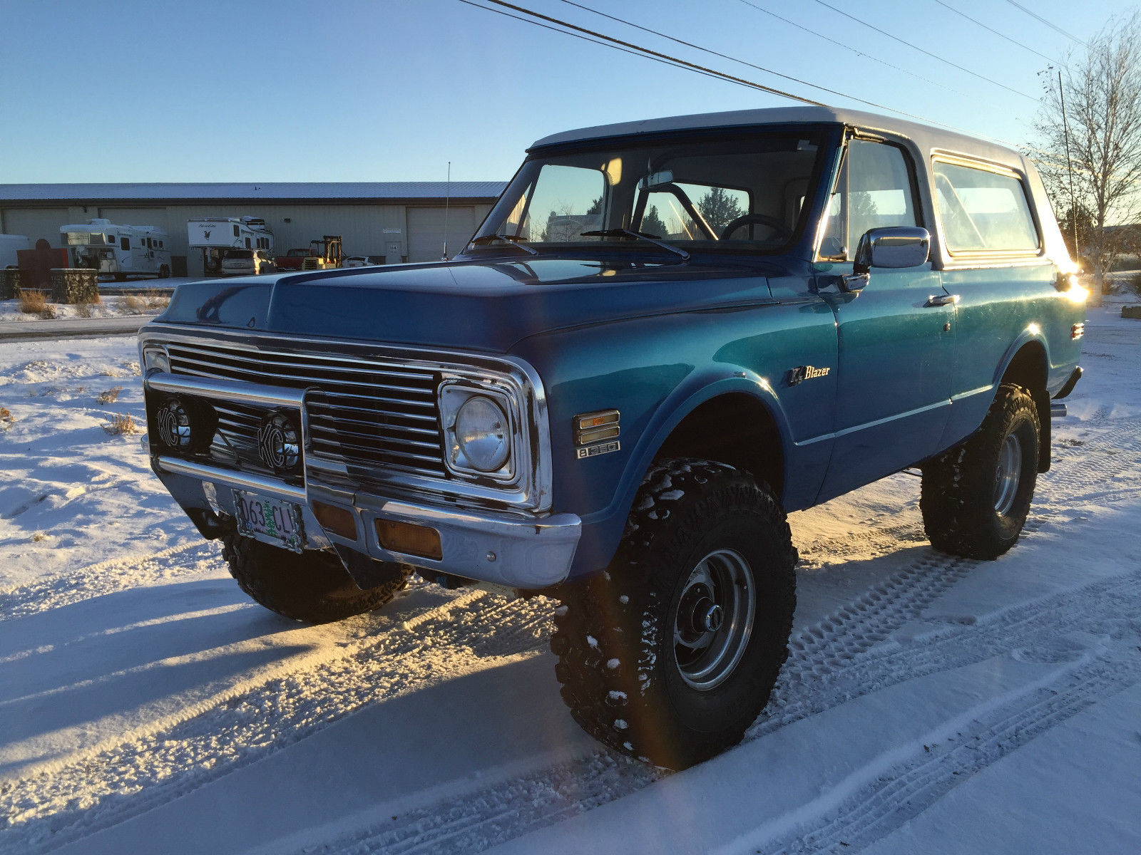 1971 chevy k5 blazer 4x4 nice look classic chevrolet blazer 1971 for sale. Black Bedroom Furniture Sets. Home Design Ideas