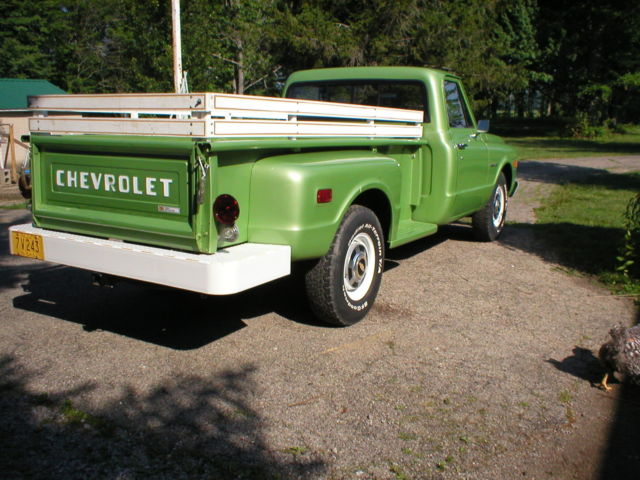 Jake Sweeney Chevy >> 1971 chevy pick up truck, c30, 9' long bed step side ...