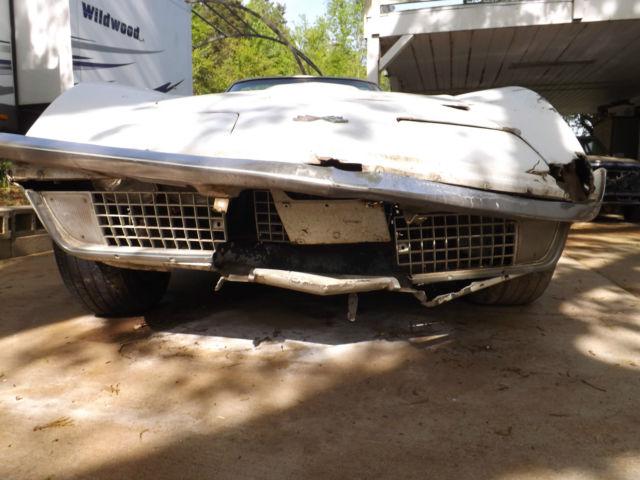 corvette project cars for sale