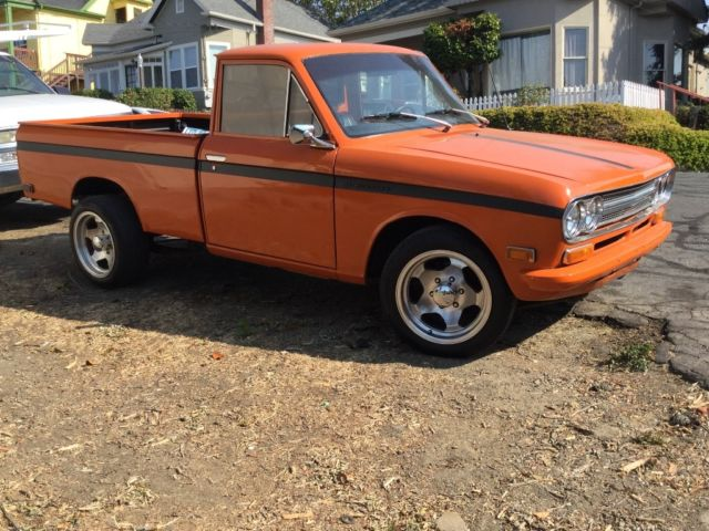 1971 Datsun 1600 Pick Up Classic Datsun Other 1971 For Sale
