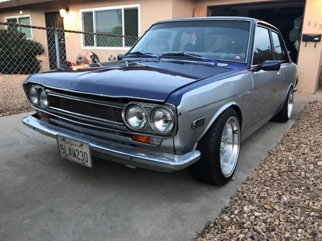 1971 Datsun 510 SR20 Turbo Swap - Classic Datsun 510 1971