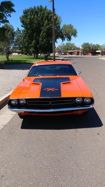 1971 Dodge Charger: 1971 Dodge Challenger 318 Clean Title Mopar