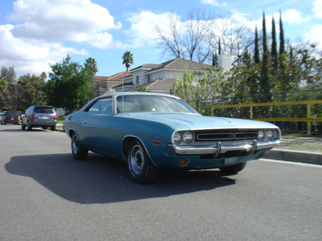 1968 Charger For Sale >> 1971 Dodge Challenger BARN Garage FIND 1970 1969 1968 charger - Classic Dodge Challenger 1971 ...