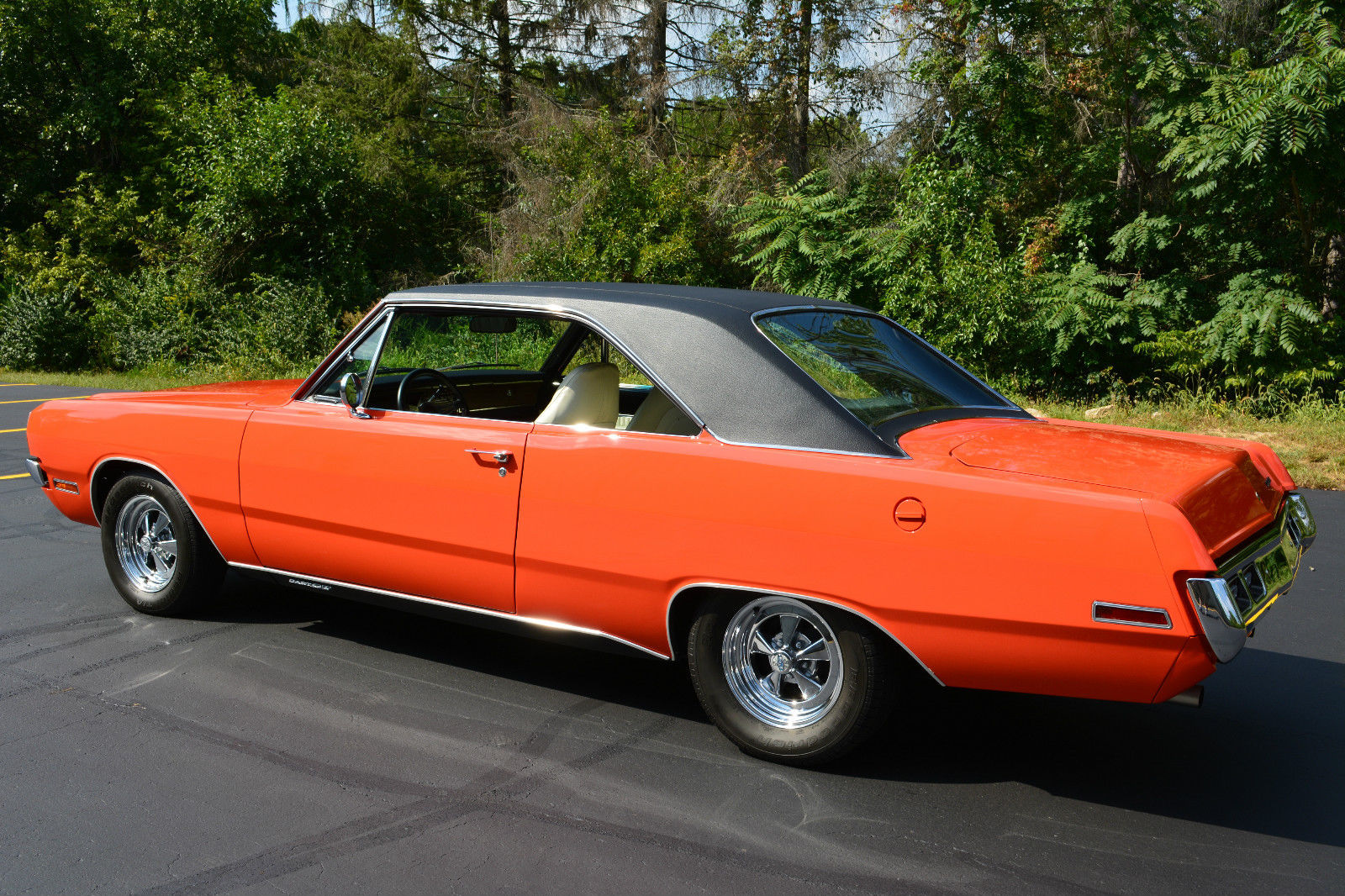 1971 dodge dart gt low miles restored classic dodge dart 1971 for sale. Black Bedroom Furniture Sets. Home Design Ideas