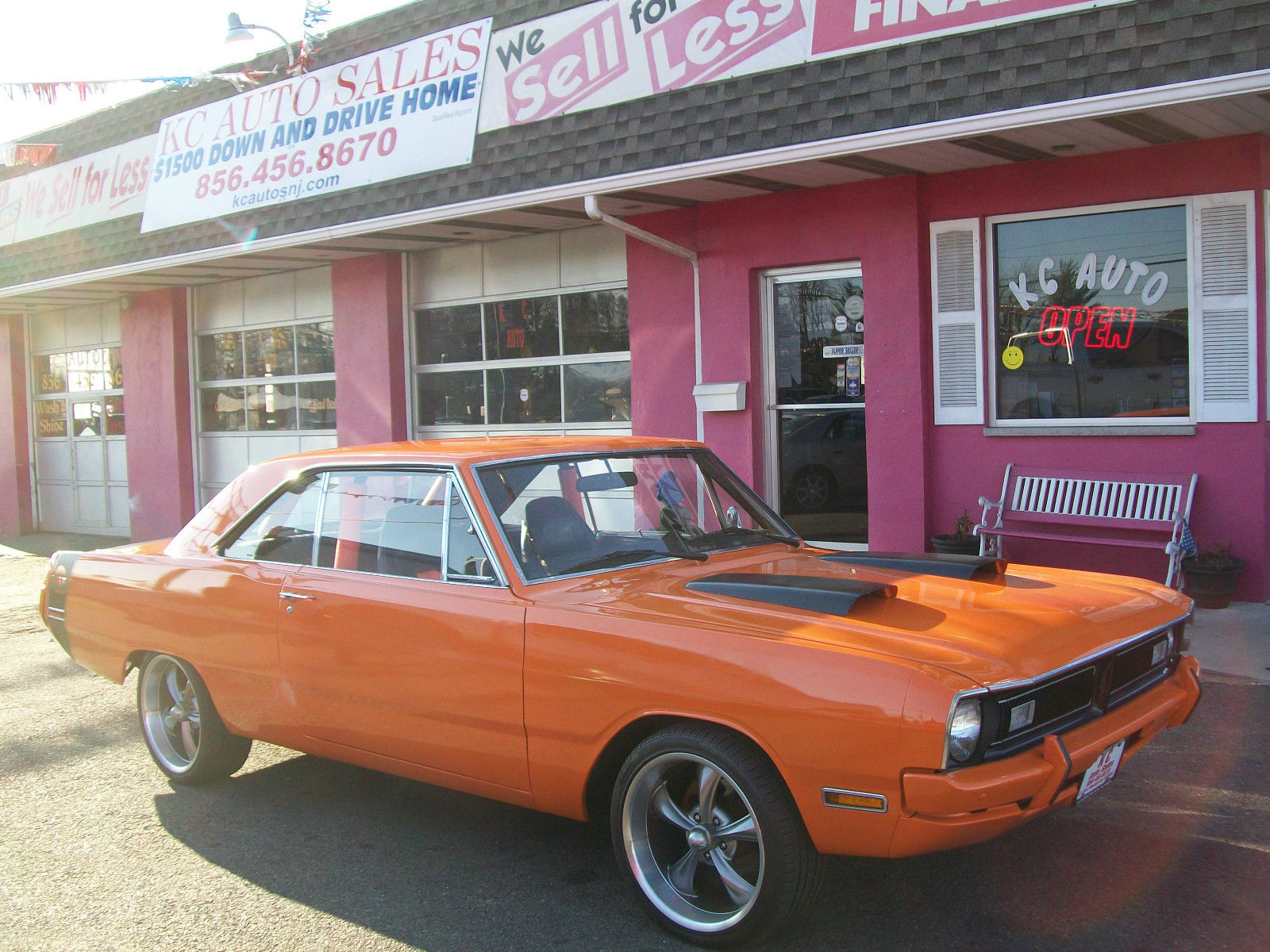 1971 Dodge Dart Swinger ,340 Auto, 8 3/4 rear 3.55 gears 4 ...