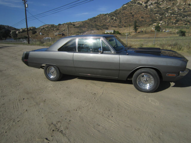 1971 dodge dart custom - photo #40