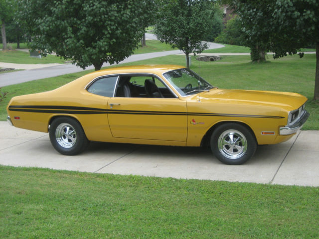 1971 Dodge Demon 340 H Code Factory A C Car Factory