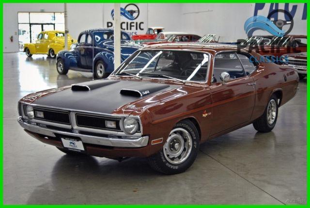 1971 Dodge Demon Matching Numbers 340 4 Speed Original