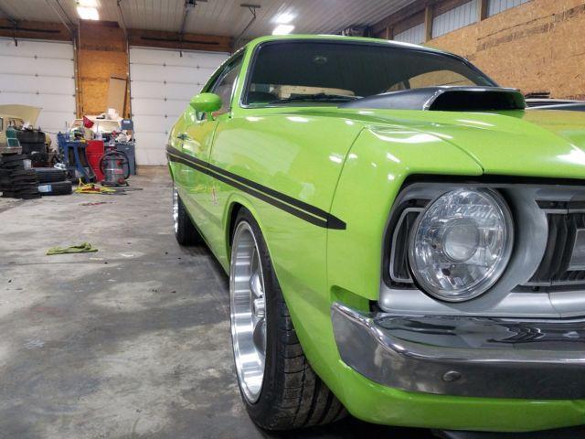 1971 Dodge Demon Pro Touring Dart Sport Restomod Clean Can