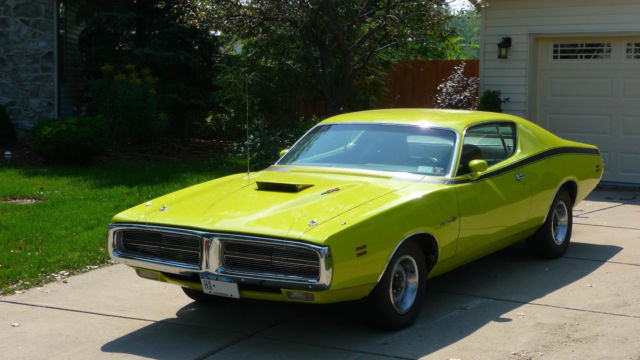 1971 Dodge Super Bee (Charger) - Classic Dodge Charger ...