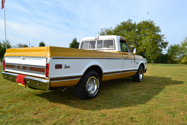 1971 Gmc Sierra Cst C15 C10 Classic Gmc Other 1971 For Sale
