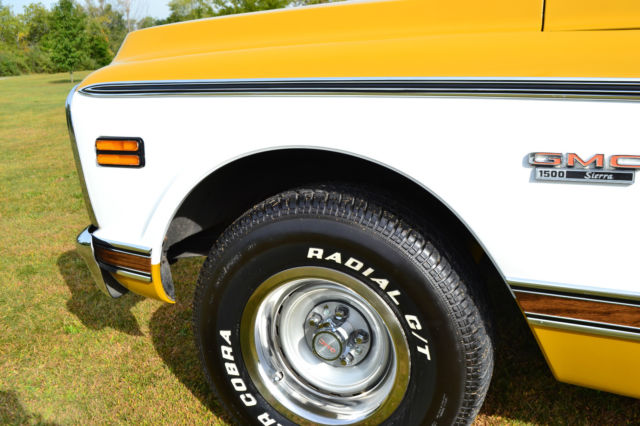 1971 GMC SIERRA CST C15 C10 - Classic GMC Other 1971 for sale
